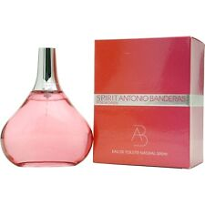 Spirit by Antonio Banderas EDT Spray 3.4 oz
