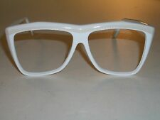 BAUSCH & LOMB RAY BAN WHITE MARNIE TRADITIONALS SUNGLASSES/EYEGLASS FRAME ONLY