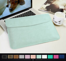 NEW KALIDI LEATHER ENVELOPE CARRYING SLEEVE CASE FOR MACBOOK AIR 11 AIR 11.6