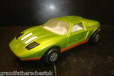 GENUINE VINTAGE COLLECTABLE MATCHBOX SUPERKINGS MERCEDES BENZ CIII C111 NEAT