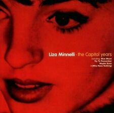 """CD """"LIZA MINNELLI - THE CAPITOL YEARS"""" best of 22 titres"""