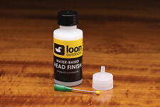 Loon Outdoors WATER BASED MEDIUM THICK HEAD FINISH SYSTEM Fly and Jig Tying