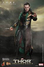 "HOTTOYS FROM ""LOKI"" THE MOVIE THOR THE DARK WORLD 12 INCH FIGURE"