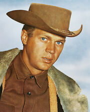 WANTED DEAD OR ALIVE STEVE MCQUEEN 8X10 PHOTO