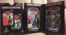 Star Wars 4-LOM Zuckuss Exclusive 2-Pack Vintage Collection 30th Action Figures