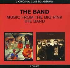 Music From Big Pink - The Band - BOX  [2 CD] - The Band EMI MKTG