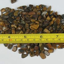 Tumbled Stone Polished Tiger Eye Crystal 100 g lot(small size pieces)