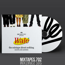 Wale - Mixtape About Nothing Mixtape (Full Front/Back/CD Artwork)