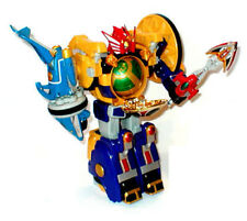 POWER RANGERS 12 inch NINJA FORCE transforming Megazord robot figure