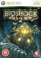 BIOSHOCK 2   MICROSOFT XBOX 360 (Xbox One)
