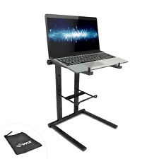 NEW Pyle PLPTS35 Universal Portable Foldable Professional DJ Laptop Stand