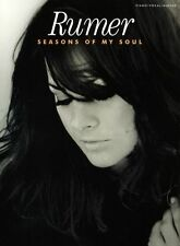 Rumer Seasons Of My Soul Learn to Play Pop PIANO Guitar PVG Music Book
