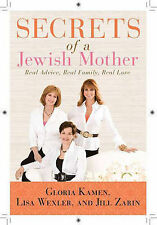 Secrets of a Jewish Mother by Gloria Kamen Soft Cover