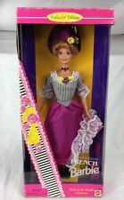 NRFB Stunning Collector Edition Dolls Of The World French Barbie Doll 16499