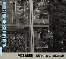 PRES Revisited Józef Patkowski in Memoriam / Penderecki Rudnik 2CD