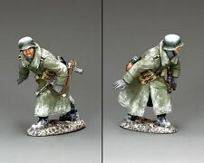 """KING&COUNTRY WW11 BATTLE BULGE """"-WAIT-"""" BBG094 MILITARY PAINTED METAL 1.30 SCALE"""