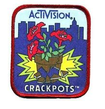 Activision Crackpots Patch -- FREE SHIPPING to US addresses
