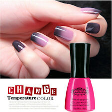 Perfect Summer Manicure Temperature Color Change Nail UV Gel Varnish Polish #65