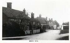 Brede Hill Nr Hastings Battle Rye Winchelsea spia RP old pc used 1923
