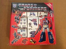 Transformers G1 175+ sticker giftbox 2004 Covent sealed