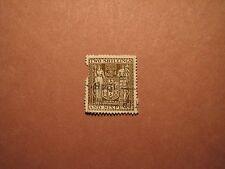 New Zealand Stamp Scott# AR48 Coat of Arms 1931-39 P8
