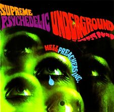 "Hell Preachers Inc.:  ""Supreme Psychedelic Underground""  (CD Reissue)"