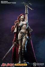 SIDESHOW RED SONJA PREMIUM FORMAT FIGURE STATUE ~BRAND NEW~