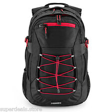"Basecamp Globetrotter 15""- 17"" Laptop / MacBook Backpack - Red"