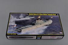 Merit 1/35 63503 Soviet Navy G-5 Class Motor Torpedo Boat