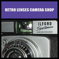 Ilford Sportsman 35mm Viewfinder Camera with Dacora Dignar 2.8 45mm Lens