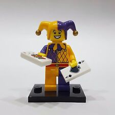 "LEGO Collectible Minifigure #71007 Series 12 ""JESTER"" (Complete)"