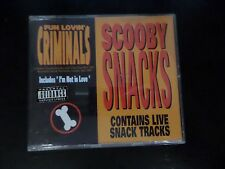 CD SINGLE - FUN LOVIN CRIMINALS - SCOOBY SNACKS