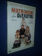cofanetto+DVD nuovo film MATRIMONI E ALTRI DISASTRI** con Luciana Littizzetto