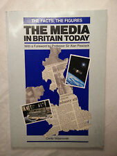 The Media in Britain Today: The Facts, the Figures (Textbook, 1990)- EG PT