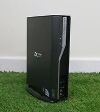 ACER VERITON L480G USFF PC PENTIUM D-C E5300@2.60GHz 2GB RAM 320GB HDD WIN7. ACE