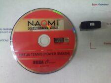 Virtua Tennis Cd and security key for Sega Naomi system 2