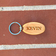 Personalize name Wooden Key chain, Personalized key chain, gift idea