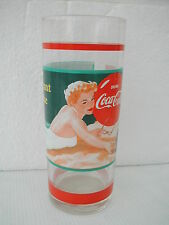 COCA COLA® VERRE QUICK PIN UP H 15 CM N° 1286
