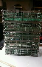 Vintage Wire Basket Primitive Rustic Farm Industrial Metro Wire Corp 5 AVAILABLE