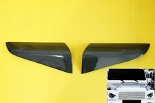 Carbon Fiber Head Light Eyebrow Cover For Mercedes Benz W463 G-Class Model