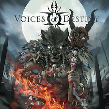 VOICES OF DESTINY Crisis Cult Digipak-CD ( 205862 )(Female Fronted Gothic Metal)