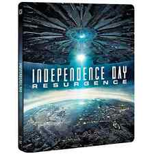 Independence Day - Rigenerazione (3D) (Ltd Steelbook) (Blu-Ray 3D+Blu-Ray)