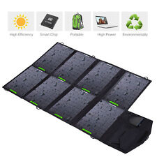 18V28W Folding Portable Solar Panel Battery Charger Controller Pack MP3 Phone