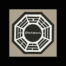 """LOST Dharma Initiative Embroidered patch """"Dharma"""""""