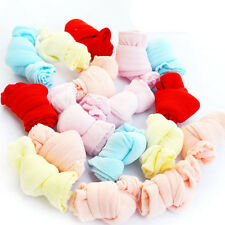 10 Pair Lovely Newborn Baby Girls Boys Soft Socks Mixed Color Unique Design New