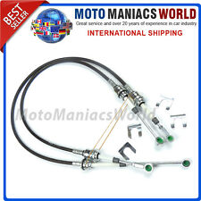 FIAT PUNTO 3 GRANDE PUNTO 1.2 1.4 1.416V Gear Box Change Cable Link 2 pcs SET