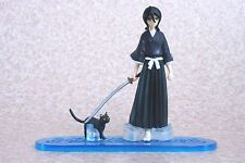 Bandai Bleach Rukia Kuchiki Yoruichi Cat Figure Toy Complete Works Manga Anime