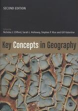Key Concepts in Geography, , Acceptable Book