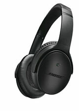 Bose QuietComfort QC25 Acoustic Noise Canceling Headphones - Apple iOS - Black