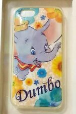 DISNEY STORE DUMBO FEATHER IPHONE 6 DUMBO CLIP CASE MULTI COLOR